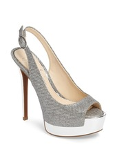 Jessica Simpson 'Kabale' Slingback Platform Sandal (Women)