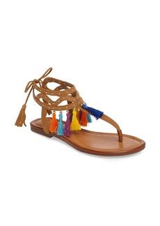 Jessica Simpson Kamel Studded Tassel Sandal (Women)