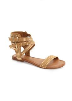 Jessica Simpson 'Karessa' Studded Flat Sandal (Women)