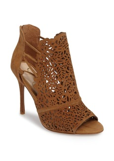Jessica Simpson Keelin Open Toe Bootie (Women)
