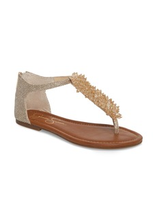 Jessica Simpson Kenton Crystal Embellished Sandal (Women)