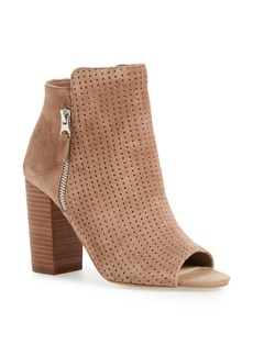 Jessica Simpson 'Keris' Open Toe Bootie (Women)