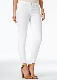 Jessica Simpson Kiss Me Step Hem Skinny Ankle Jeans