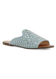 Jessica Simpson Kloe Studded Slide Sandals