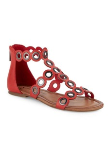 Jessica Simpson Korva Leather Sandals