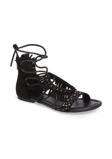 Jessica Simpson Kylea Studded Fringe Sandal (Women)