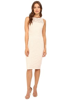 Jessica Simpson Lace Midi Dress JS6D8698
