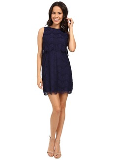 Jessica Simpson Lace Pop Over Dress JS6D8681