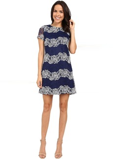 Jessica Simpson Lace Shift Dress JS6D8624