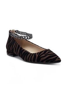 Jessica Simpson Lanna Ankle Strap Flat (Women)