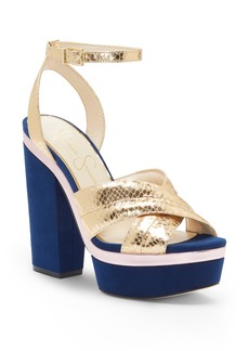 Jessica Simpson Lavada Platform Sandal (Women)