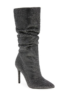 Jessica Simpson Layzer Embellished Slouch Boot (Women)