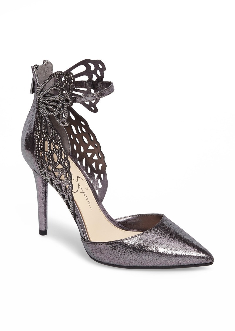 Jessica Simpson Leasia Butterfly Pump (Women)