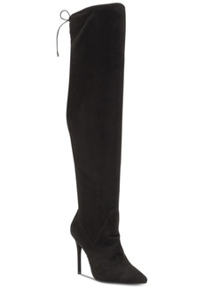 Jessica Simpson Lessy Over-The-Knee Dress Boots Women's Shoes