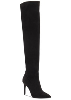 Jessica Simpson Livelle Over-The-Knee Stretch Boots Women's Shoes