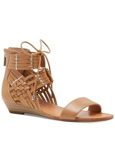 Jessica Simpson Lourra Demi-Wedge Huarache Sandals Women's Shoes