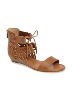 Jessica Simpson Lourra Woven Sandal (Women)