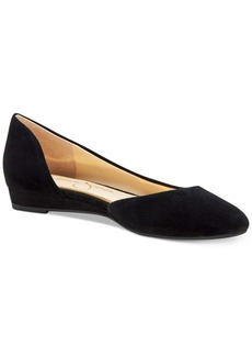 Jessica Simpson Lynsey Pointed-Toe Flats Women's Shoes