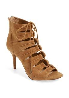 Jessica Simpson 'Mahiri' Ghillie Open Toe Bootie (Women)