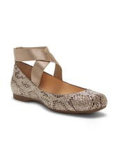 Jessica Simpson 'Mandalaye' Leather Flat