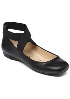 Jessica Simpson Mandalaye Leather Flats