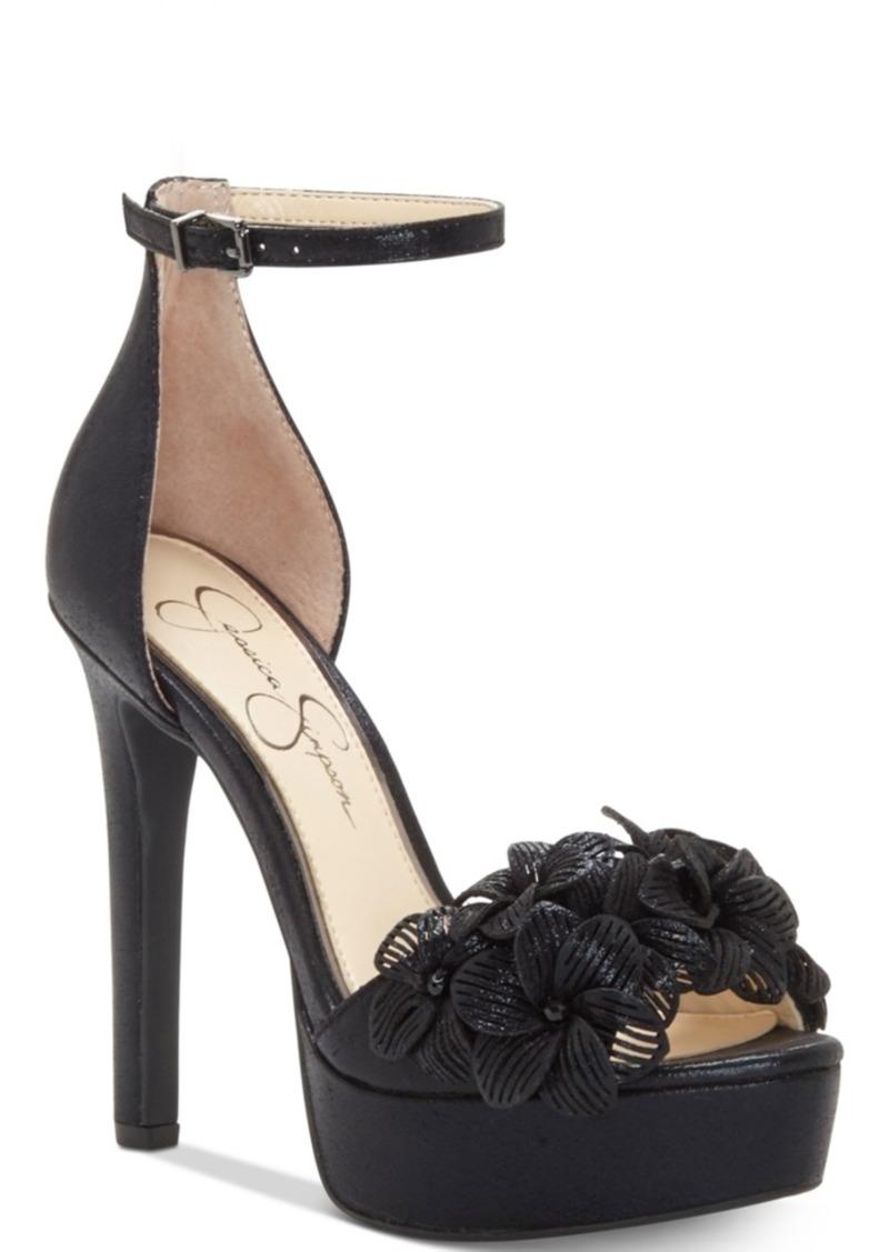 c1ad658fcf0 Jessica Simpson Jessica Simpson Mayfaran Platform Dress Sandals ...
