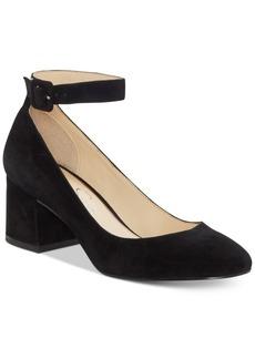 Jessica Simpson Mayven Block-Heel Pumps Women's Shoes