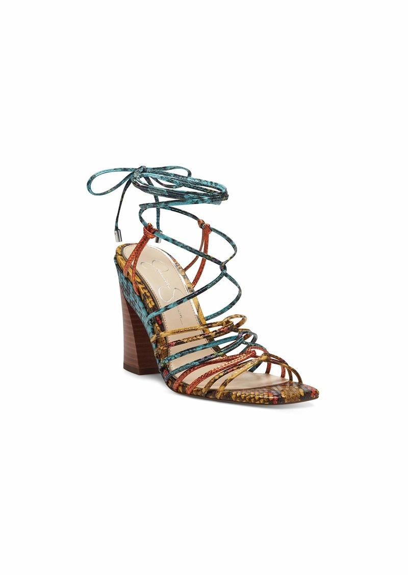Jessica Simpson Women's Milaye Heeled Sandal