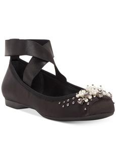 Jessica Simpson Mineah Pearl Ballet Flats Women's Shoes