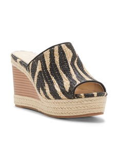 Jessica Simpson Monrah Wedge Slide Sandal (Women)
