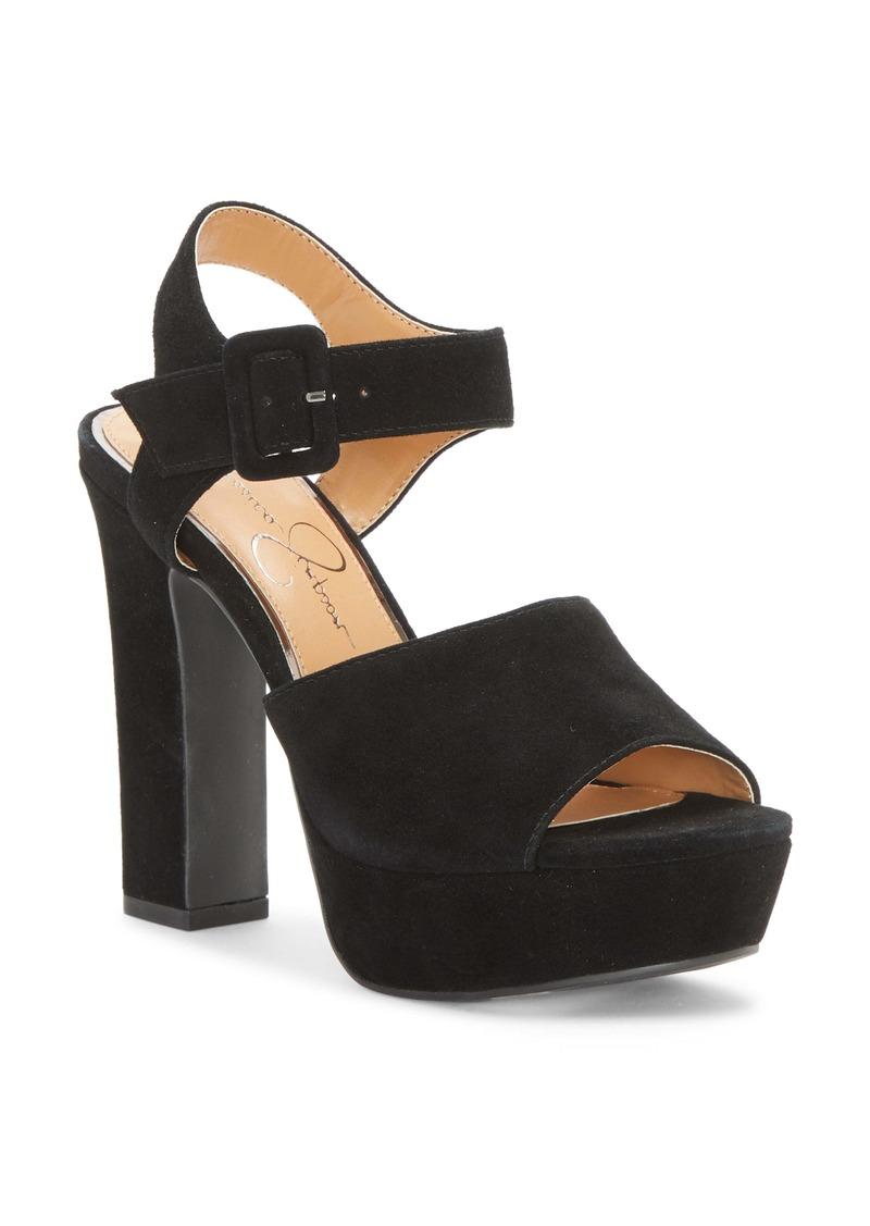 Jessica Simpson Naenia Platform Sandal (Women)