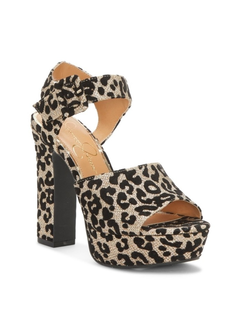 Jessica Simpson Naenia Platform Sandals Women's Shoes