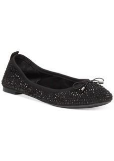 Jessica Simpson Nalan Embellished Ballet Flats Women's Shoes