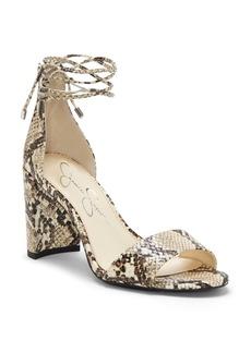 Jessica Simpson Nehah Ankle Tie Sandal (Women)