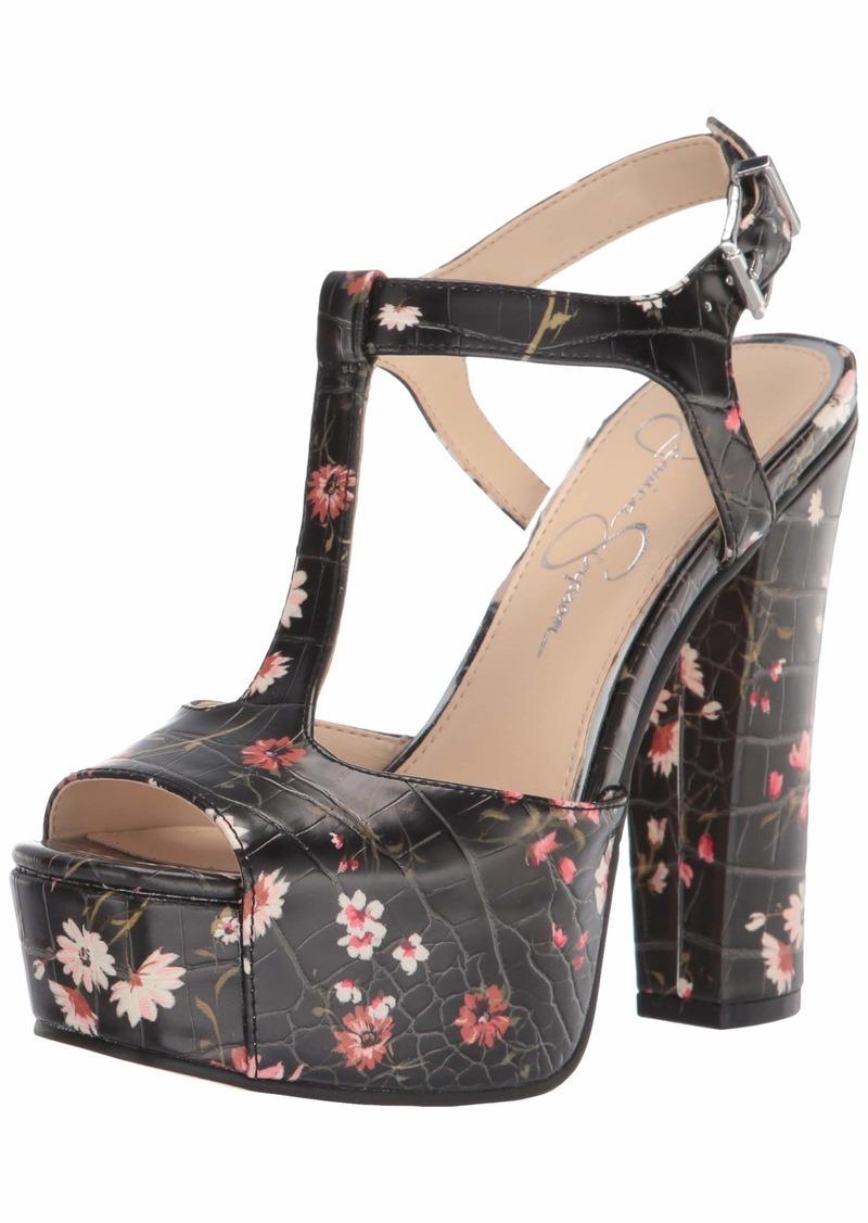 Jessica Simpson Women's Palya Heeled Sandal
