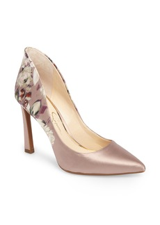 Jessica Simpson Parma Pointy Toe Pump (Women)
