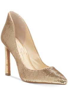 Jessica Simpson Parma Sequin Pumps Women's Shoes
