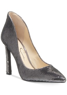 Jessica Simpson Parma Sequin Pumps Women's Shoes