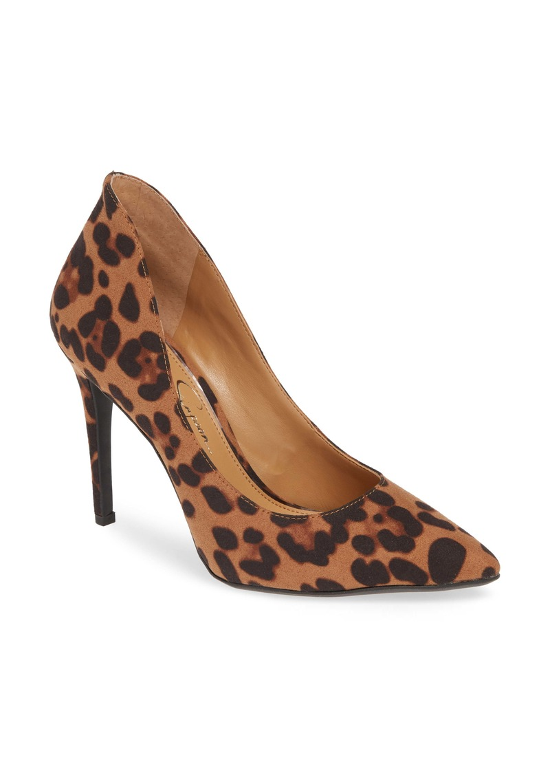 Jessica Simpson Parthenia Pointy Toe Pump (Women)