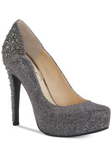 Jessica Simpson Pehyton Platform Pumps Women's Shoes