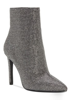 Jessica Simpson Pelina Stretch Booties Women's Shoes