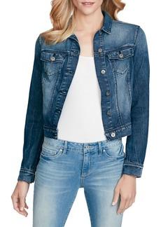 Jessica Simpson Peony Relaxed Denim Jacket