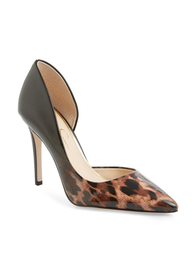 1ec3a9e335 Jessica Simpson Jessica Simpson Pheona Pump (Women)   Shoes