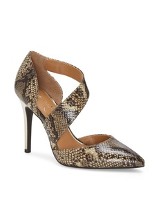 Jessica Simpson Pintra Pointed Toe Pump (Women)