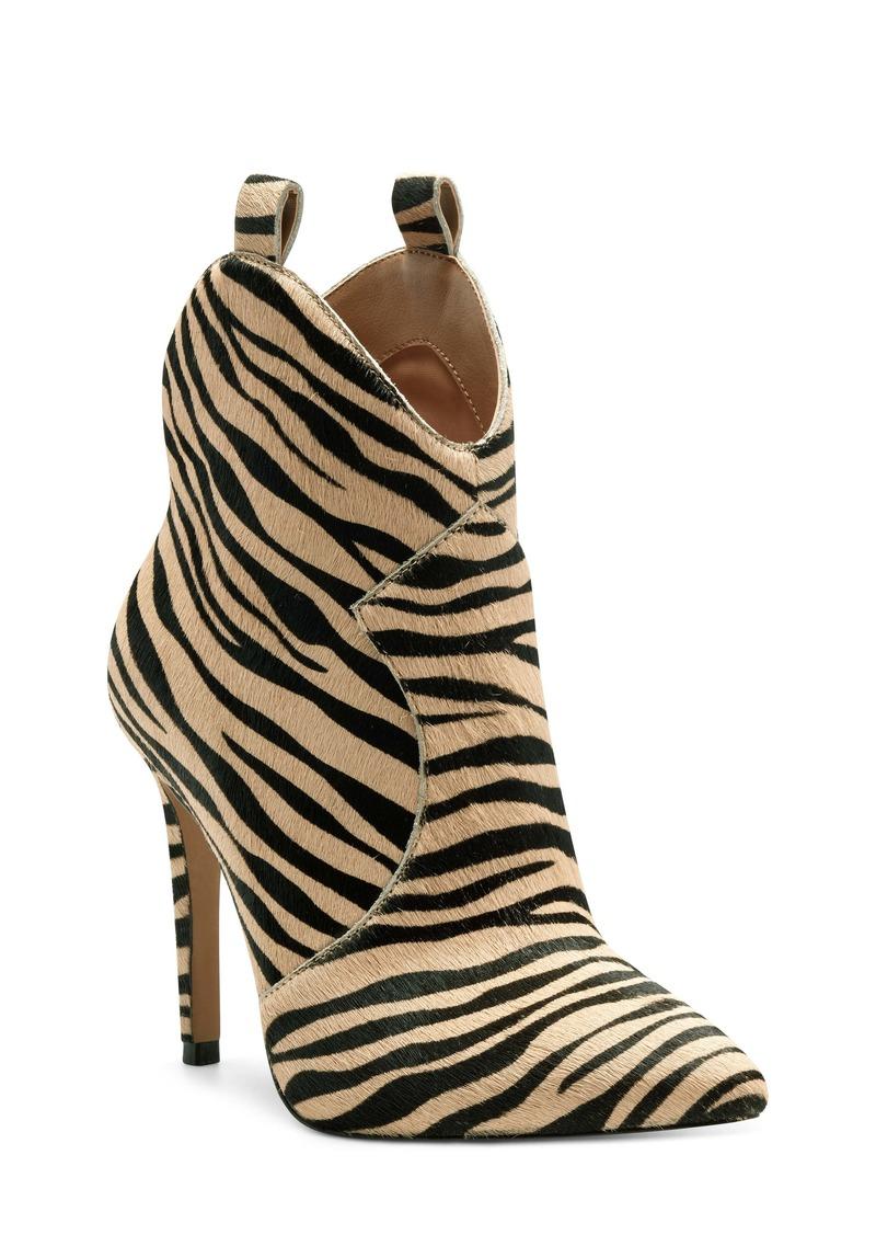 Jessica Simpson Pixillez 2 Genuine Calf Hair Bootie (Women)