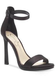 Jessica Simpson Plemy Two-Piece Dress Sandals Women's Shoes