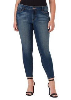 Jessica Simpson Plus Mid Rise Skinny Pants
