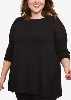 Jessica Simpson Plus Size Nursing Top
