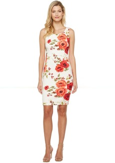 Jessica Simpson Printed Scuba Dress