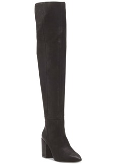 Jessica Simpson Pumella Over-The-Knee Boots Women's Shoes